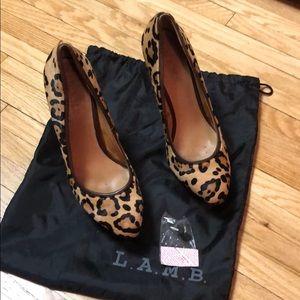 L.A.M.B. Shoes 9.5